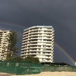 Rainbow over Rainbow Place
