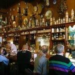 The bar area.....