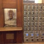 Old Post Office display
