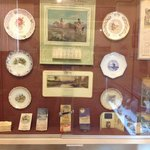 Calendars and plates from 1913-1930