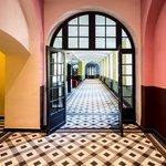 Corridor access to the Lobby