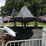 Front end of A-12 Blackbird