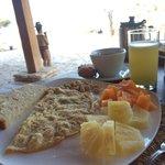 Le petit déjeuner du dimanche