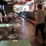 Aqua City: Vintage delight, throwback to 1950's America