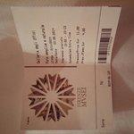Biglietto prenotata online con data di ingresso e si evita la fila