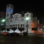 Ночной Пирей