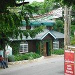 Hello Samsara :) view from Ciao Restaurant