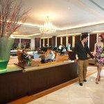 Holiday Inn Bangkok Silom Lobby View