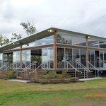 New Cafe Jondaryan Woolshed near Toowoomba Qld