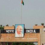 Gate towards India side