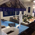 Fish market @ Wee Willie Winkies