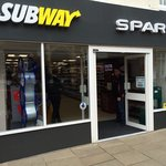 Subway and Spar Ely