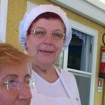 la Signora Gina. una certezza in cucina