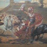 Achille trionfa su Ettore