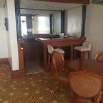 Kitchenette of 2-bedroom suite