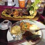 Piatto di carne per 2! Agosto 2014