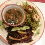 The Moroccan Rice Meal