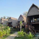 Abian huts