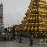 At Wat Phakaya