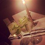 Gin Tonic concombre