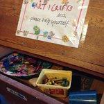 Free arts & crafts