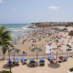 Cala Bosque (Playa La Zenia)