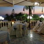 terrazza per la cena