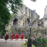 The Yeomen of the Guard performed at Knaresborough Castle