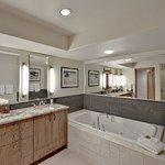 Pines Condo Master Bathroom