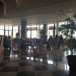 Inside seating - Lobby bar
