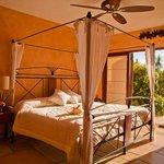 Villa Master Bed Room