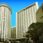 Welcome to the Ramada Plaza Gateway Shanghai