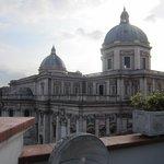 Veduta di Santa Maria Maggiore dall'Hotel