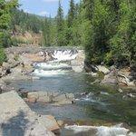 Yaak River Falls