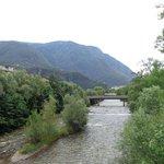 il fiume di Bolzano