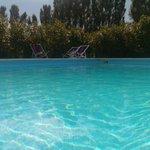 la piscina del Boschetto!