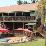 Shipwrecked Restaurant - upstairs