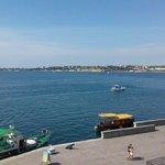 Вид с балкона кафе Момо