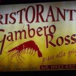 Ristorante Gambero Rosso Foto