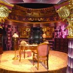 Professor Umbridge's office