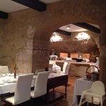 Restaurante Horno de las Campanas en el hotel Leonor de Aquitana