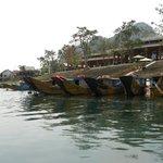 Phong Nha  river trip