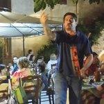 Abendunterhaltung mit Pepa (Giuseppe)