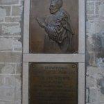A plaque for Rogier va der Weyden