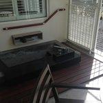 Balcony Plunge Pool