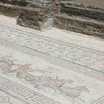 Remaining of Mosaic tiles