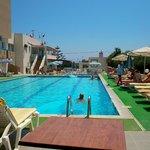 Foto de Athinoula Hotel