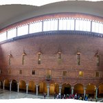 Blue Hall panorama
