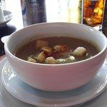Soup at the Pub