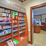 Pantry Store Snacks and Sundries